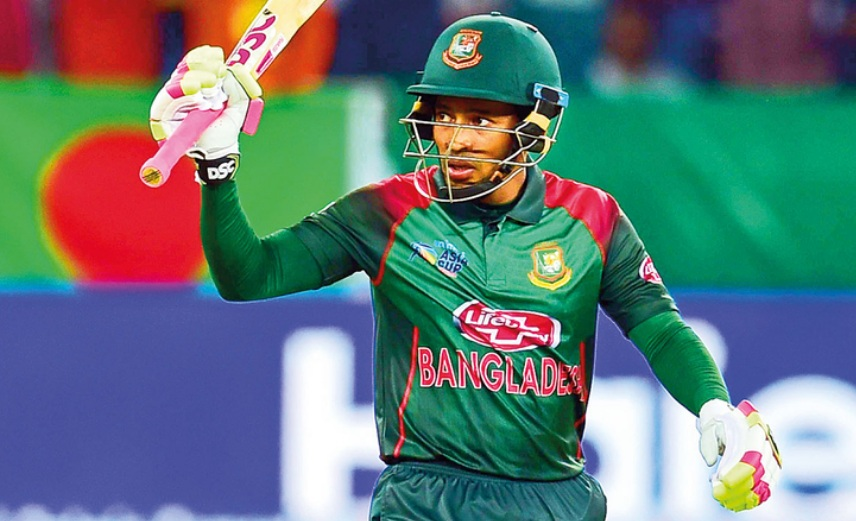 Daily Cricket Mushfiqur Set To Earn More Than Tamim And Mahmudullah