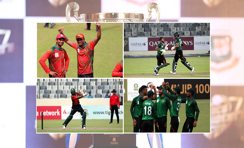 Daily Cricket Three Coaches Name Revealed For Bcb President S Cup